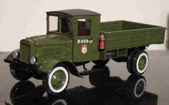 Resultado de imagen de yag truck
